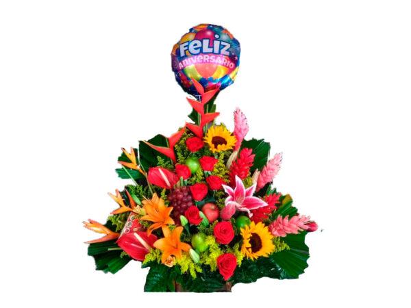 Flores y frutas santa marta