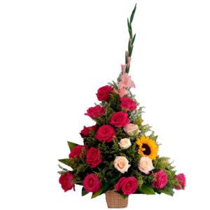 Flores a domicilios